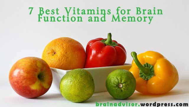 Best Vitamins for Brain